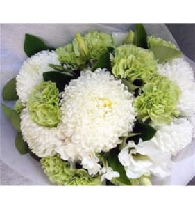 CHRYSANTHEMUM POSY